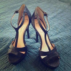 Jessica Simpson Beryl T Strap Sandal